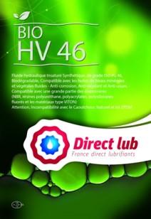 Huile Bio HV 46