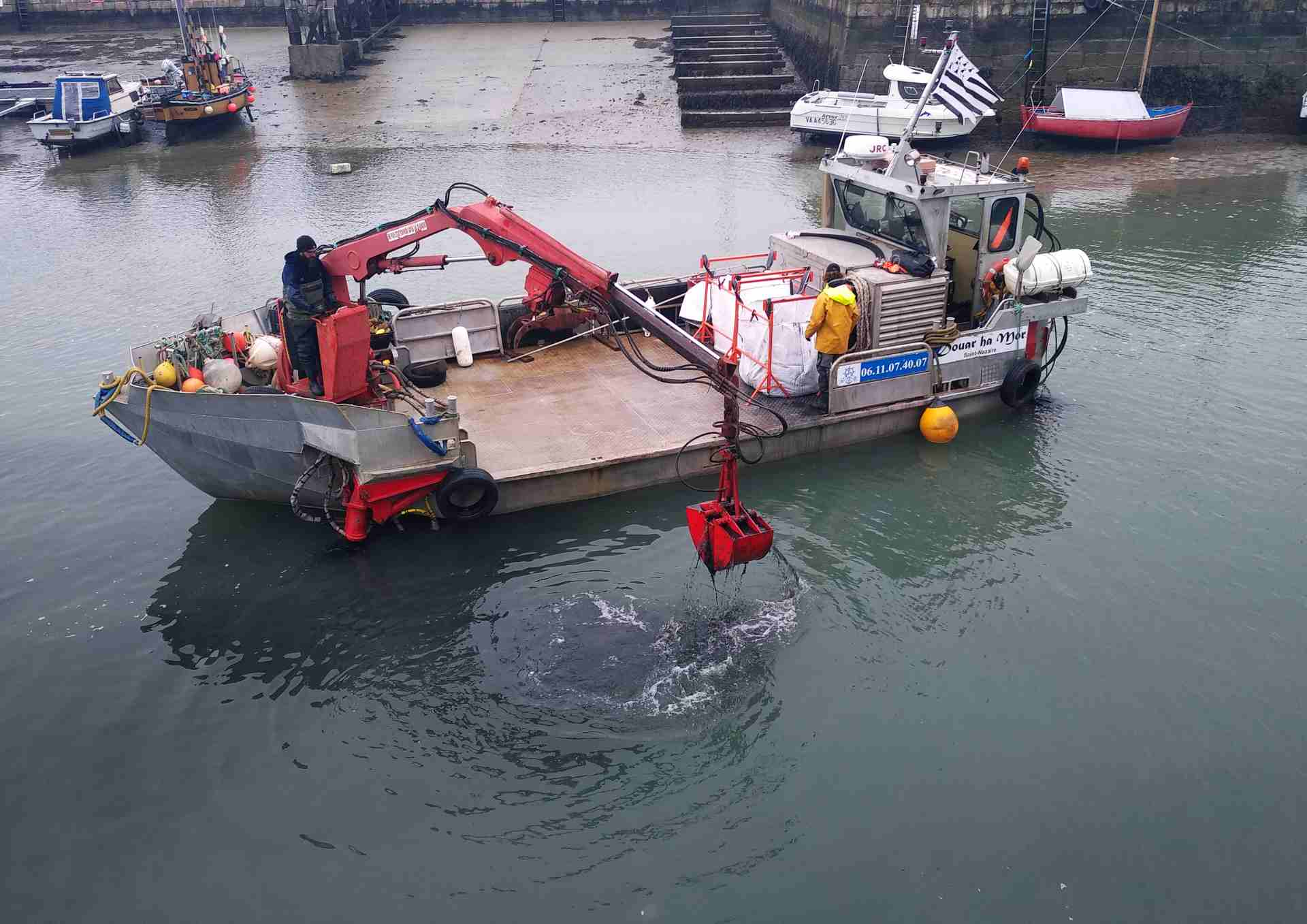 Maintenance des ports