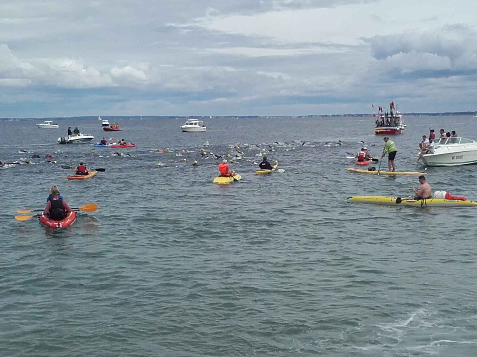 Organisation de manifestations nautiques